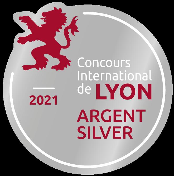 medaille argent lyon 2021