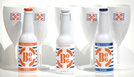 b06 bouteilles et verres blancs 1